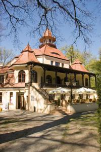 """Pałacyk """"Kasyno"""" - Centrum Kultury i Inicjatyw Obywatelskich"""