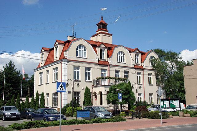 Siedziba Urzędu Gminy Brwinów