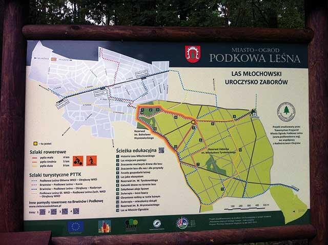 Las Młochowski