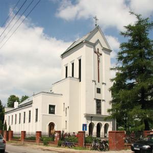 Kościół pw. św. Floriana w Brwinowie