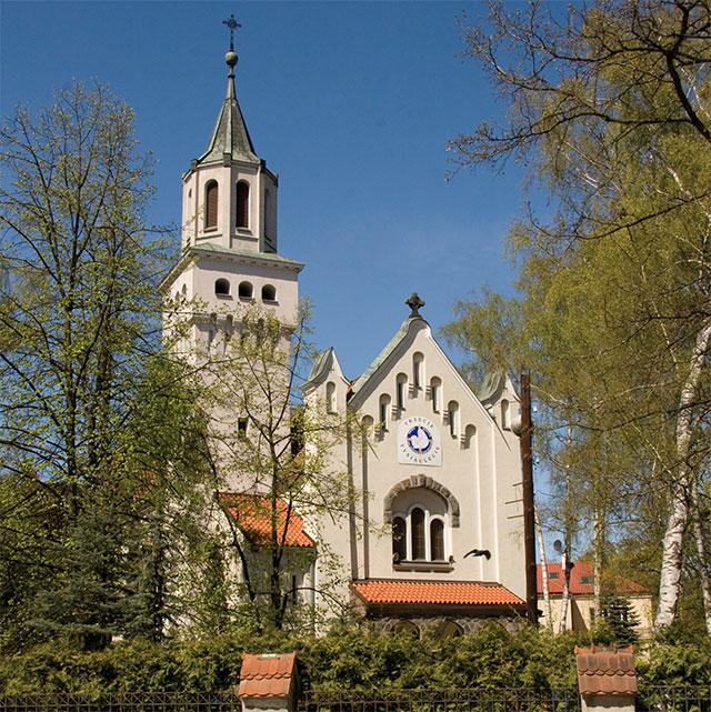 Kościół w Milanówku